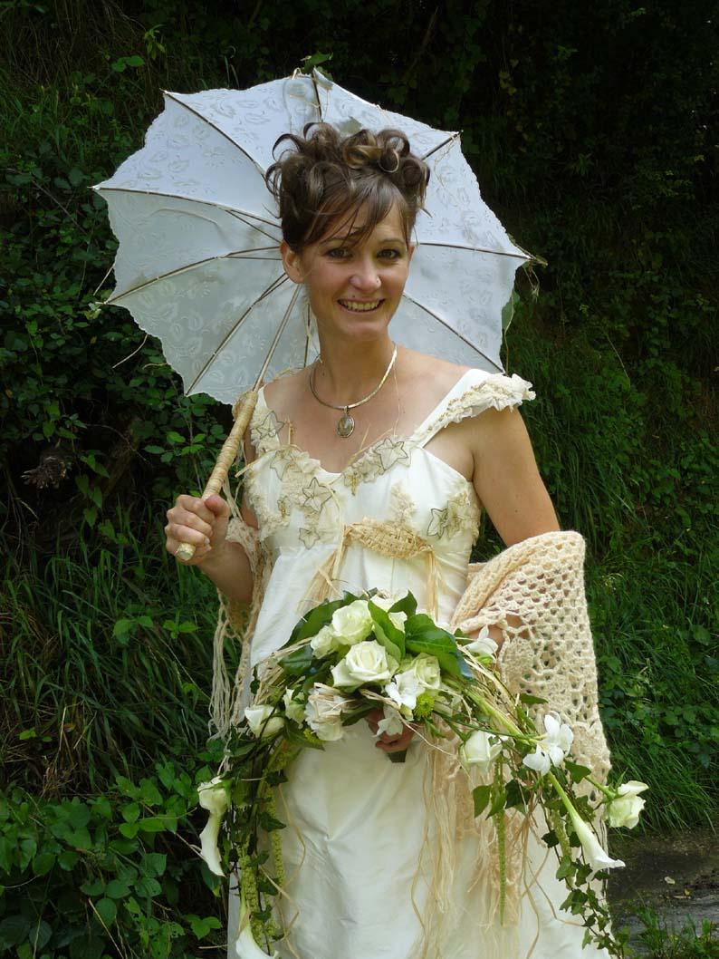 robe de mari e th me cologique